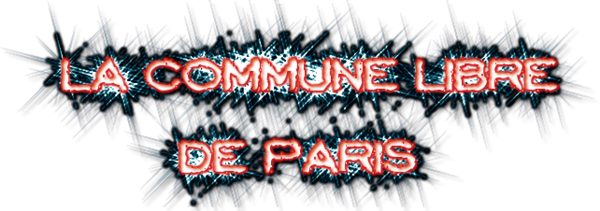 La Commune libre de Paris